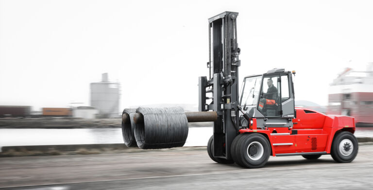 quality for all: introducing the essential forklift range